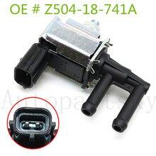 Manifold K5T48279 Solenoid-Valve Intake Protege Z50418741 Mazda 626 for 6-rx-8/Miata/Mx-5/..