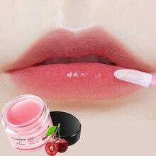 Pink Mask Lip Balm Sleeping Mask 20G Moisturizing Protection Lip Plumper Care Cream Night Sleep Maintenance Korea Lip Mask gigi mаска lip mask лечебная 75 мл