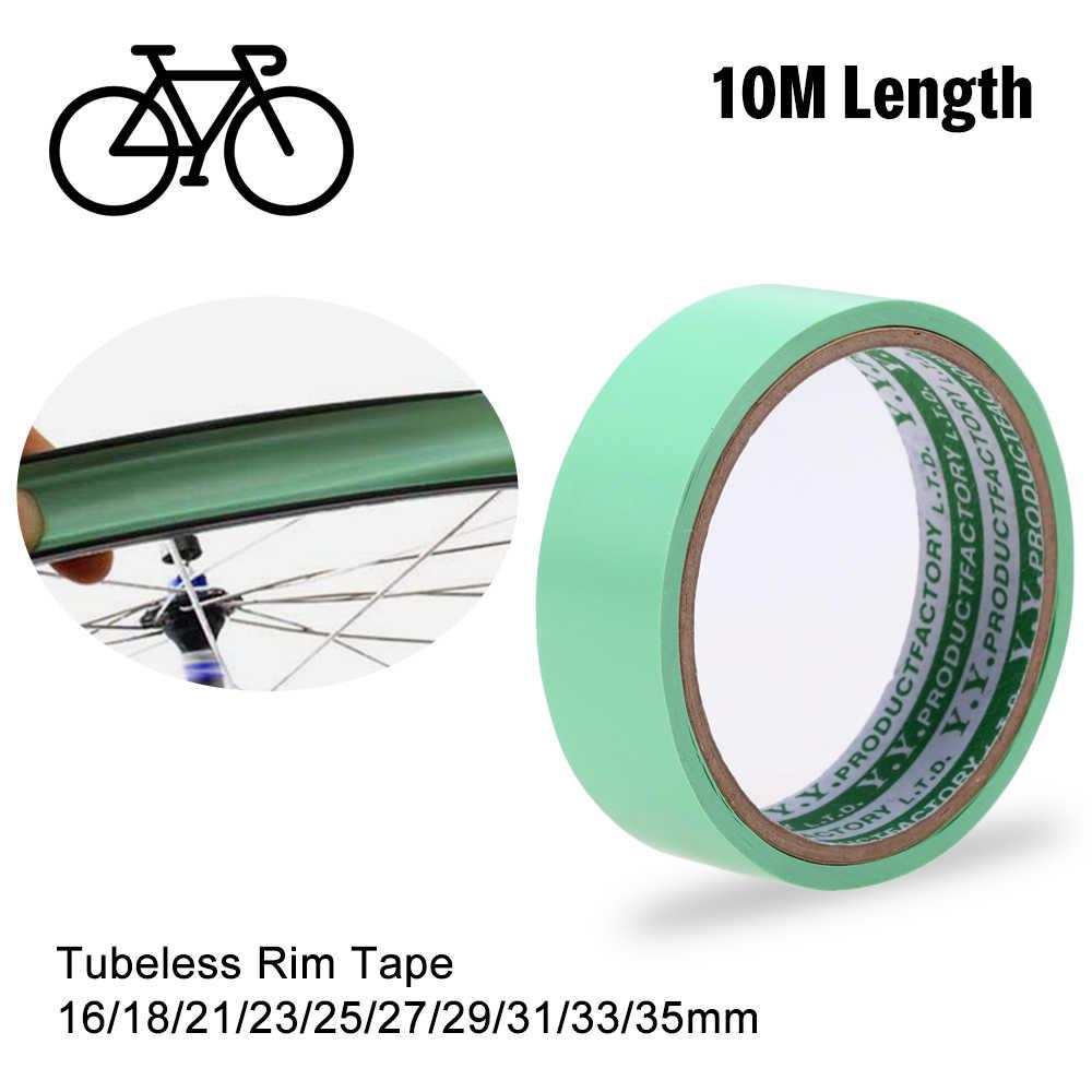 Lixada 10m Tubeless jante largeur 16/18/21/23/25/27/29/31/33/35mm pour VTT route vélo roue carbone roues
