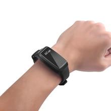 HD 1080P Wireless Camcorder Smart Wristwatch Camera Mini Video Recorder Camera Wristband Wearable Bracelet Cam Smart Sport DV