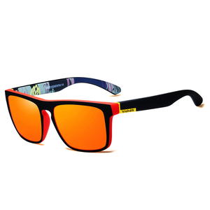 Image 2 - Viahda Polarisierte Sonnenbrille Männer Marke Design Fahren sonnenbrille Platz Gläser Für Männer Hohe Qualität UV400 Shades Brillen