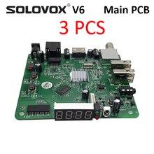 SOLOVOX ينطبق على SOLOVOX S V6 استبدال اللوحة الأم إصلاح اللوحة الأصلية PCBA