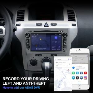 Image 5 - Isudar H53 4G Android 2 Din Auto Radio For OPEL/ASTRA/Zafira/Corsa Car Multimedia DVD Player GPS 8 Core RAM 4GB ROM 64GB USB DVR
