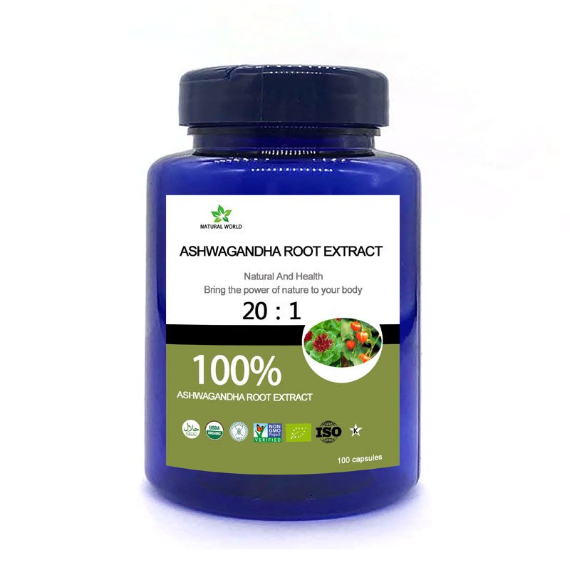 Ashwagandha Root Extract Powder