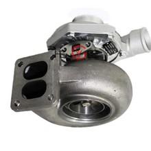 Turbosprężarki T04B91 409410-5008S 409410-0006 1W5160 dla cat3304 tanie tanio CN (pochodzenie) china Front K18 shaft and turbine wheel 11KG for cat 3304 Journal Bearing oil cooled