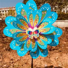 Insect Insect Windmill Wind Spinner Bee Butterfly Kids Children Toys Outdoor Traditional Toy Garden Party Decoration Gifts