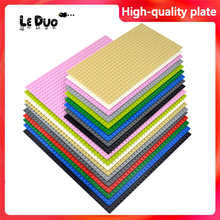 Plastic Assembly Bricks 32*32 32*16 Dots Base Plates Figures City Classic Toys Building Blocks Baseplates Toys For Children Gift