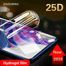For honor9 honor9lite Hydrogel Film 25D screen protector for huawei honor8 8X 8lite honor10 honor10i honor Magic honor play Film(China)