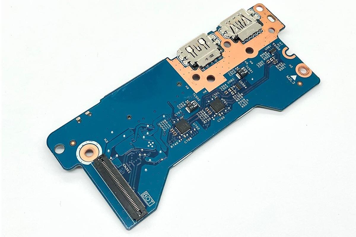 联想 IdeaPad Flex 5 14iil05 拆机教程 开机小板 SD USB小板更换 15.6