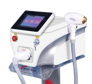 Wavelength 755nm 808nm 1064nm Diode Laser Hair Removal Machine  Skin Care Face Body Hair Removal For Salons Use