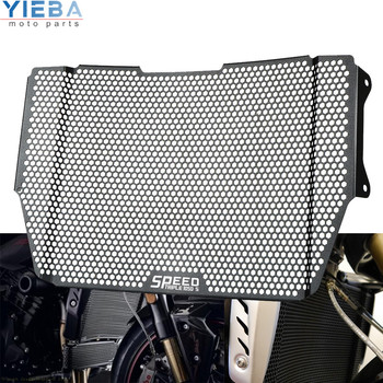 Motorcycle Accessories Radiator Grille Guard Cover Motorbike Parts For Triumph Speed Triple 1050 S Radiator Guard 2018 2019-2020