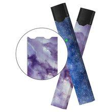 Электронная сигарета Juul половина упаковка корпус наклейка-juul-0179 кожа крышка наклейка самоклеящаяся печать защита этикетка 5 стилей