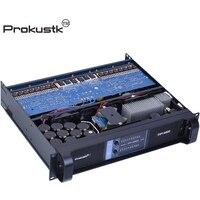 2ch * 7000 w em 2ohm classe td f * p14000 amplificador de potência profissional para o dobro 18 polegada 21 polegada subwoofer poweramp prokustk tip14000|Áudio p/ palco| |  -
