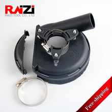 Raizi 5/125mm 7/180mm Plastic Universal Dust Shroud For Angle Grinder(Free Shipping)