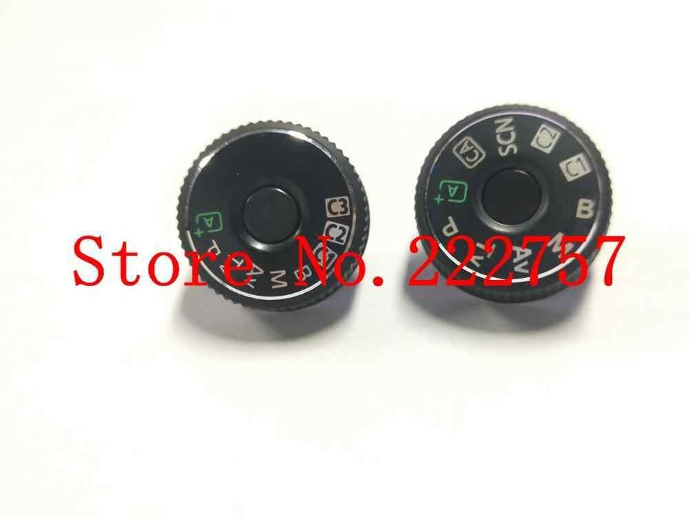 Yeni orijinal 6D üst kapak düğmesi modu arama Canon 5D3 5D Mark III 6D kamera değiştirme ünitesi onarım bölümü