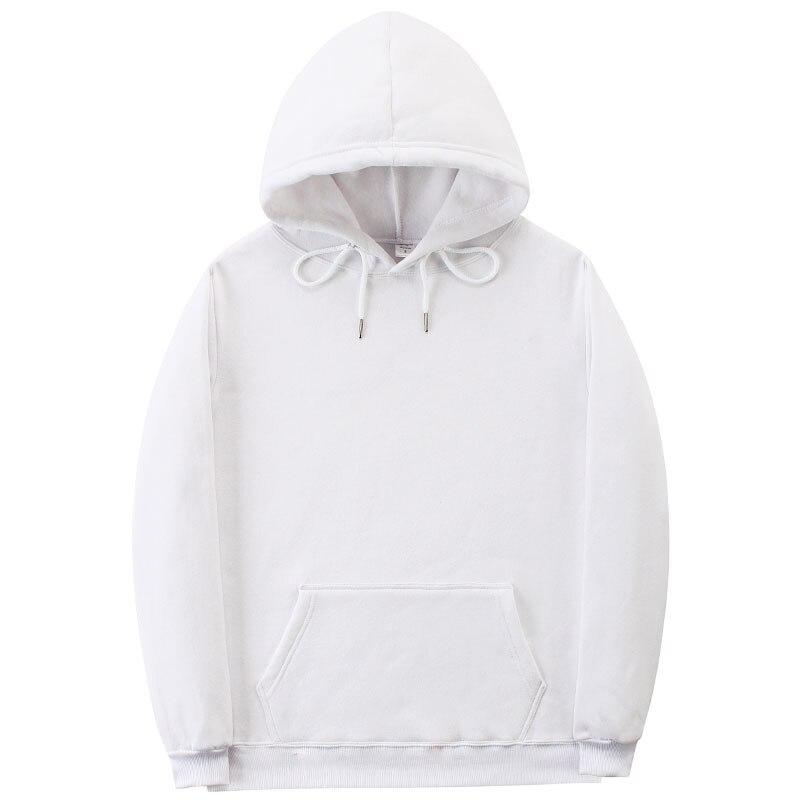 Fashion streetwear Hoodie Sweatshirt Multiple Colour Men Women Hoodies Pullover 25