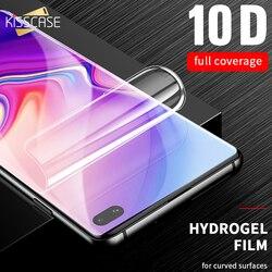 KISSCASE hydrożel Flim dla Xiao mi czerwony mi Note7 Note5 membrana folia zabezpieczająca ekran dla Xiao mi mi 8 mi 9 8se 8lite 9se miękkie folie
