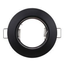 Downlight-Holder Fixture Housing Spot-Light-Fitting Frame Gu10-Bulb Led-Ceiling-Light
