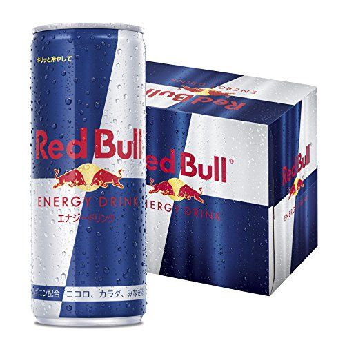 250mlX6 Questa Bevanda Red Bull Energy