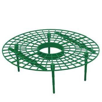 10Pcs Plant Plastic Tool Strawberry Gg Circle Support Rack Farming Frame Gardening Vine - DISCOUNT ITEM  38 OFF Home & Garden