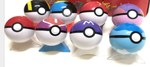 Action 8 Pcs/set balls with Box Figure and Stands Toys For Children Birthday Gift  Gifts for Children Kids Toys