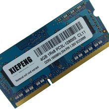 Ordinateur portable 4GB 1Rx8 PC3L-12800S mémoire SODIMM 8G DDR3L 1600MHz RAM pour ASUS A4310-B1 A4110 ET2040INK ET2232IUK ET2230IUT tout-en-un