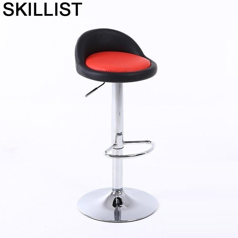 Barstool Sgabello Stoelen Stuhl Banqueta Todos Tipos Cadir Sandalyeler Silla Stool Modern Tabouret De Moderne Bar Chair