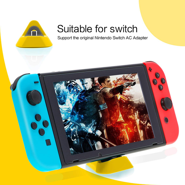 OIVO Charging Dock Stand for Nintendo Switch
