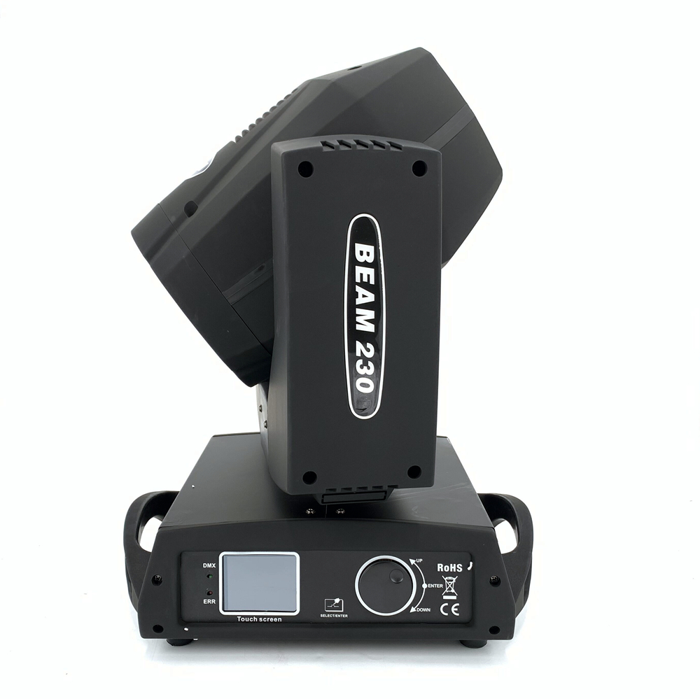 Sharpy Lyre Beam 230W 7R Moving Head Light Touch Screen Beam Stage Disco Lights  230W With A Flight Case DJ  Bar Light