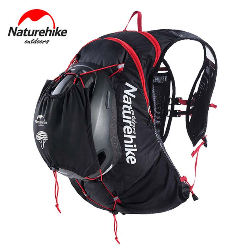 Naturehike Outdoor Hydration Pack Running Backpack Cycling Bag Hiking Lightweight Running Bags  Lightweight Shoulder Bags