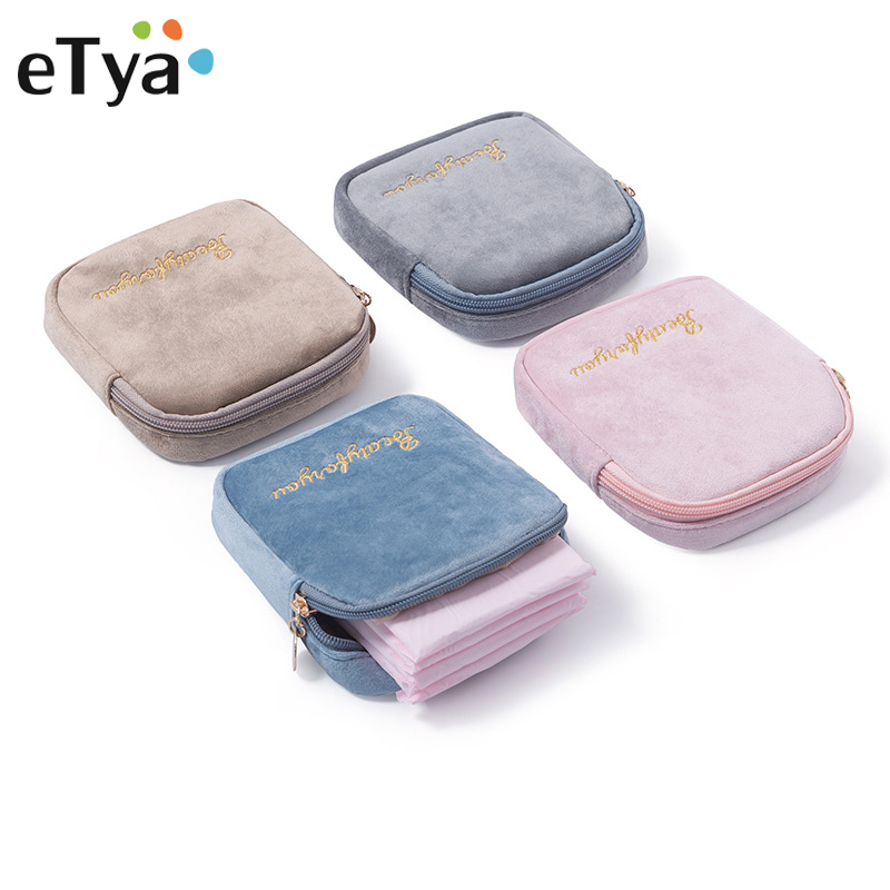 Portable Plush Cosmetic Bag Women Girls Zipper Small Coin Card Lipstick Storage Case Travel Make Up Pouch Cute Mini Makeup Bags