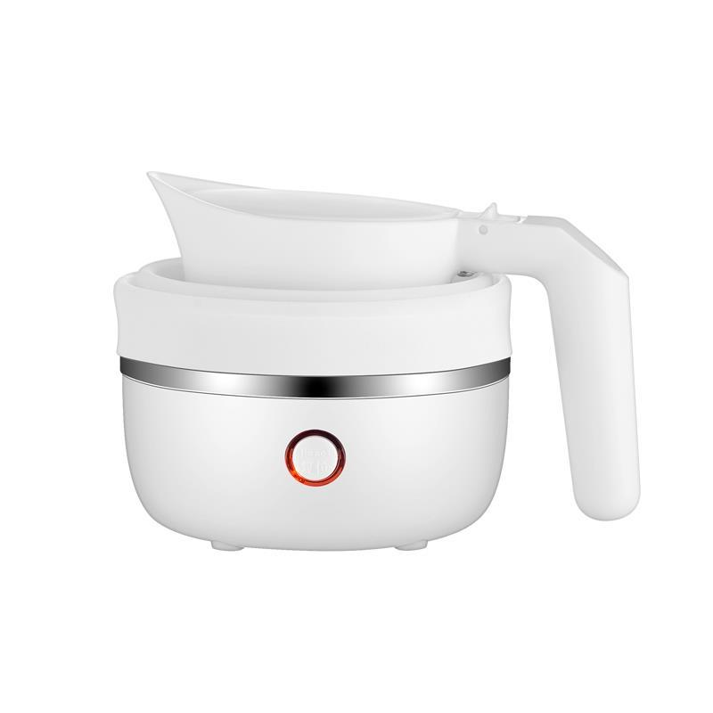 XIAOMI 0.6L Folding Electric Kettle Travel Travel Portable Small Mini Home Automatic Power Off Kettle 2