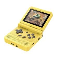 V90 3.0 polegada de vídeo handheld jogo ips retro flip handheld console bolso gba mini jogador jogo vídeo
