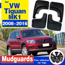 Mud Flaps For VW Tiguan MK1 2008 - 2016 Limited 2017 Mudflaps Splash Guards Front Rear Mudguards 2009 2010 2011 2012 2013 2014 mud flaps for vw tiguan mk1 2008 2016 limited 2017 mudflaps splash guards front rear mudguards 2009 2010 2011 2012 2013 2014