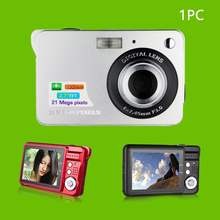 2100MP LCD Display Outdoor 8X Zoom Gift Video Recording USB Rechargeable HD Mini Digital