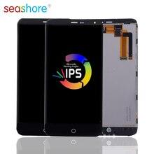 """5.5 """"หน้าจอสำหรับMEIZU M1 หมายเหตุLCD Touch Screen Digitizer ASSEMBLYสำหรับMeizu Note1 จอแสดงผลเปลี่ยนM463U m463M M463"""