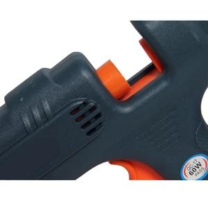 Image 5 - PROSTOEMER 25w 60w 100w Hot Melt Glue Gun with Glue Sticks 7mm 11mm  Industrial Mini Guns Thermo Gluegun Heat Temperature Tool