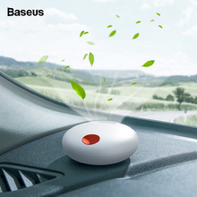 Baseus Car Air Freshener Rechargeable Aromatherapy Clean Auto Solid Perfume Diffuser Flavoring For Home Interior Accessories