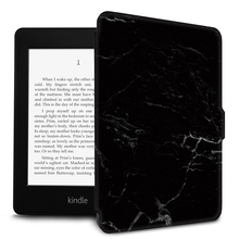 Smart Cover for Amazon Paperwhite 1 2 3 6 Case Marble E-reader Tablet Cases for Kindle Paperwhite 3 Auto Wake up/Sleep Funda case for amazon kindle 8 th gen 2016 model 6 tablet case e book smart cover for kindle 558 with auto wake up sleep