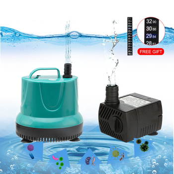 Senzeal ultra-cicha woda akwariowa pompa akwarium pompa głębinowa 3 W 5 W 10 W 15 W akwarium fontanna stawowa akcesoria do pomp tanie i dobre opinie Black 3W 5W 10W 15W 50Hz Aquarium water pump Fish Tank Submersible Pump Air Pump Aquarium Pump Aquarium Accessories Submersible Pump Pond