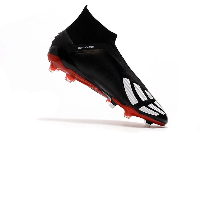 Hot Selling Zuer PredaTor Mania FG Leather Football Shoes Soccer Cleats Sales