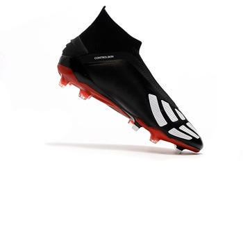 Hot selling Zuer PredaTor Mania FG leather Football shoes Soccer Cleats sales puma powercat 1 12 sl firm ground fg mens soccer cleats