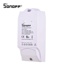 Sonoff 4CH R2 Wifi Light Smart Switch 4 Gangs 4 Channels Electronic Switch iOS Android APP Control Compatible With Google Alexa