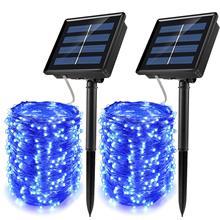 Solar String Lights Garland…