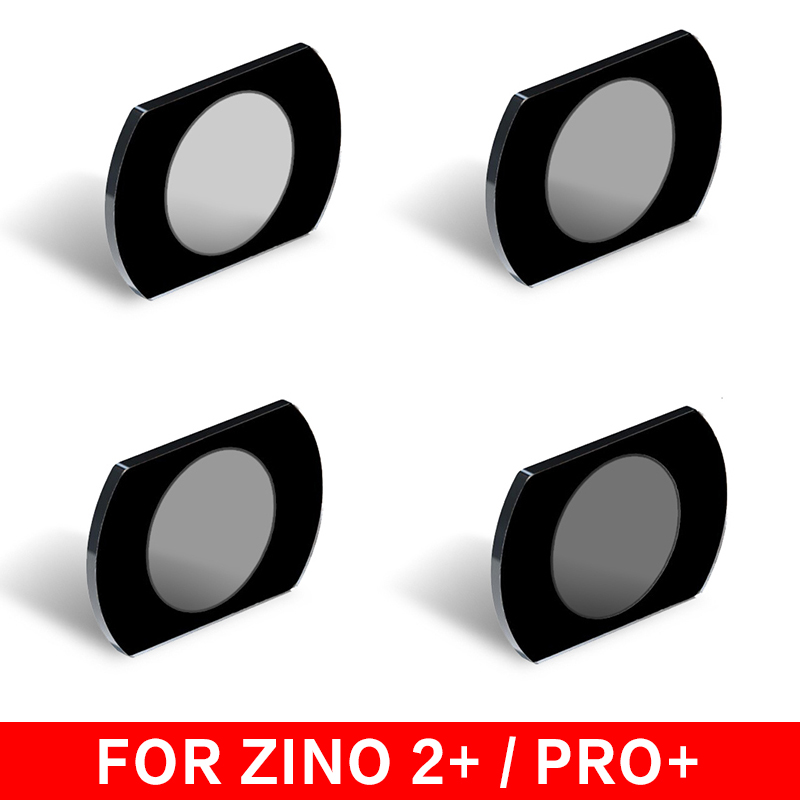 CAMERA-LENS-FILTER Oilproof-Lens Hubsan Waterproof for ZINO RC Drone 4pcs Nd16/nd32set