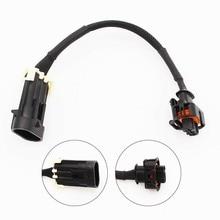 "1pc 6"" Plastic  Car Horn Speaker Wiring Adapter Harness Pigtail Socket Black For OEM Gen 3 Wire Harness To LS3 Gen 4 MAP Sensor"