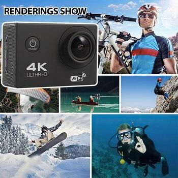 SAMTIAN Mini Camera Digital Sports Waterproof Camera  3