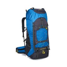 Backpack 60L hiking backpack men and women travel waterproof camping outdoor climbing sports bag