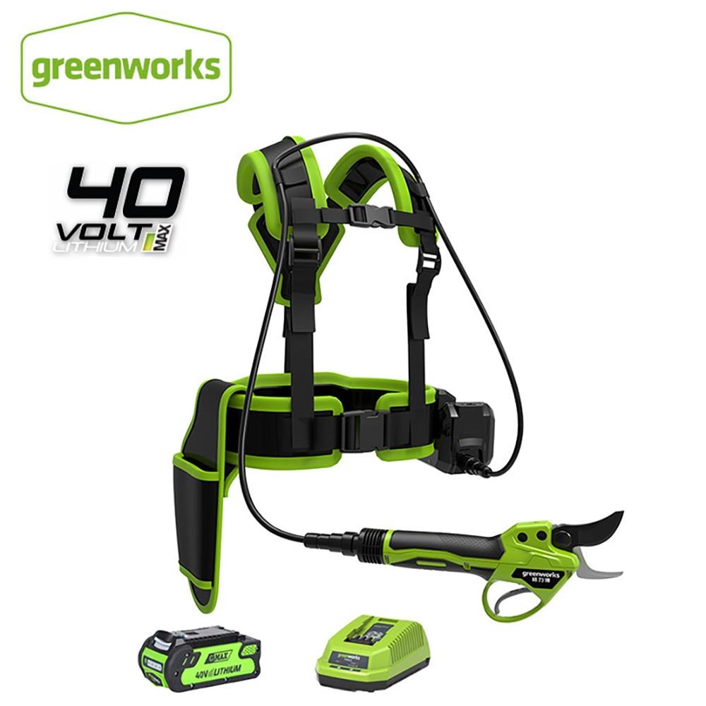 Greenworks 40V Cordless Electric ...