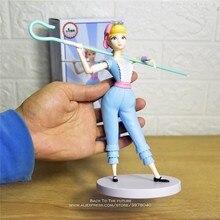 Figuras de acción de Disney Toy Story 4, Woody Bo Peep de 19cm, colección de decoración de Anime, modelo de chico de juguete para niños, regalo